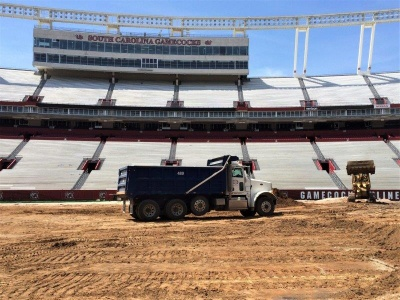 Williams Brice Stadium, Columbia